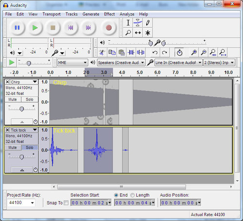Audacity Download (Freeware) - das gratis Tonstudio - Audacity Windows Tonstudio software.