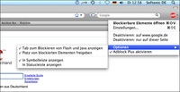 Adblock Plus Download (Freeware) - Nie wieder nervige Werbung dank Adblock Plus - Adblock, Werbung, Onlinemarketing.