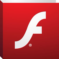 Adobe Flash Player Download (Freeware) - Flash Animationen und Filme mit dem Adobe Flash Player abspielen - Adobe Flash Player, Logo.