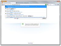 Firefox Download (Freeware) - Der beliebte Browser - Firefox, Browser, Internet, Mozilla.