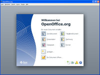 OpenOffice Download (Freeware) - die kostenlose Office-Suite - Open, Office, Excel, word, Datenbanken.
